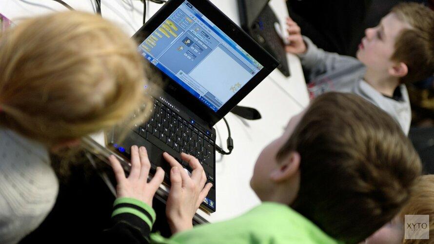 Leren programmeren in School 7