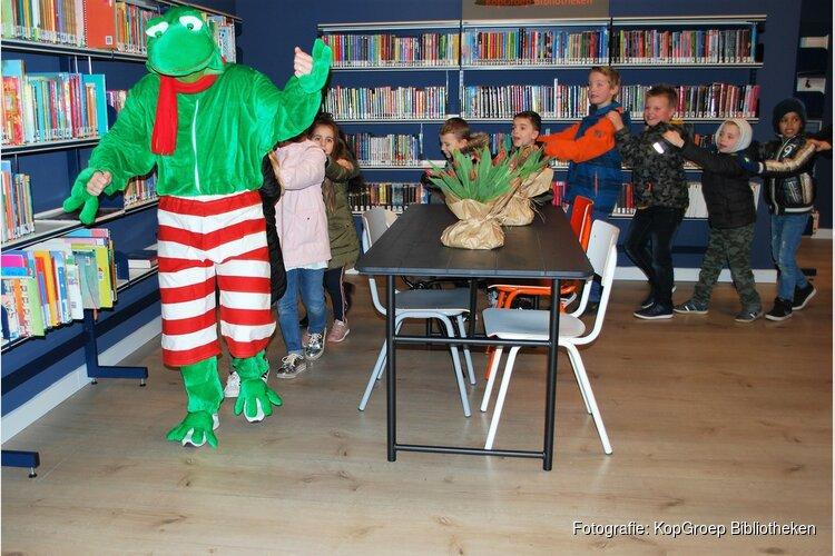 Feestelijke opening bibliotheek De Schooten