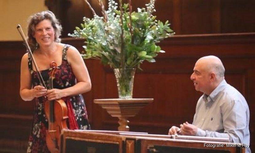 Het Laurens Moreno Ensemble presenteert: Noord-Holland Tournee, van Kerk tot Pianolamuseum