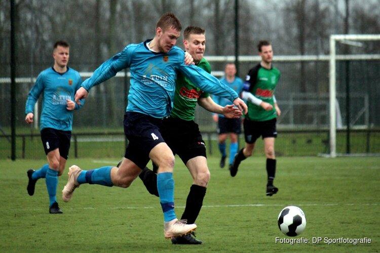 Sterke eerste helft basis voor zege FC Den Helder